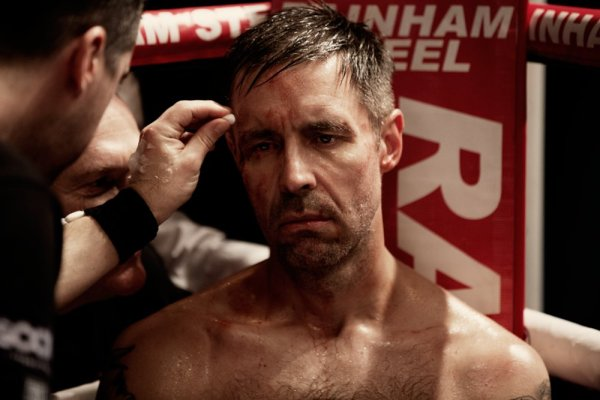 Journeyman movie - Paddy Considine