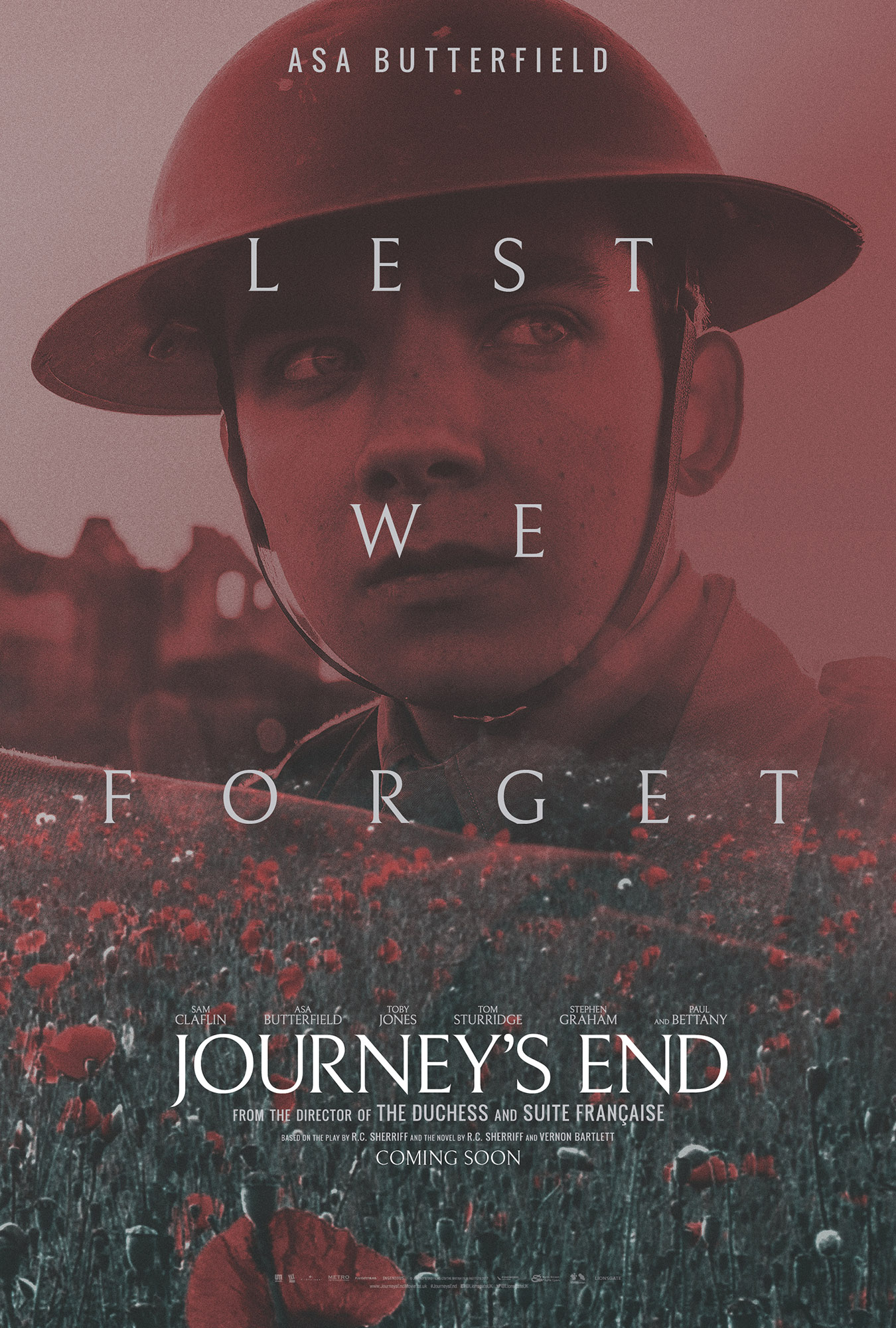 journeys end Journey's end has 2,149 ratings and 127 reviews warwick said: journey's end is considered a classic of first world war literature now, but at the time .