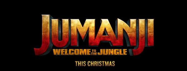 Jumanji Welcome To The Jungle - December 2017