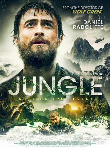 Jungle UK Poster