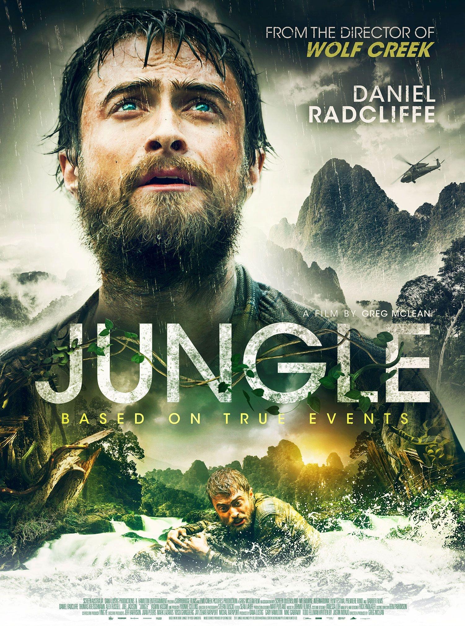 Výsledek obrázku pro jungle film 2017