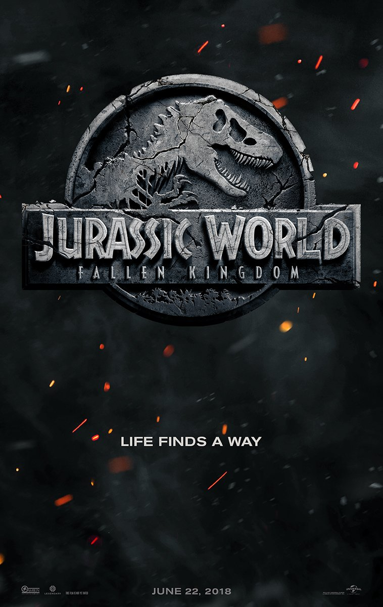 jurassic world fallen kingdom teaser trailer. Black Bedroom Furniture Sets. Home Design Ideas