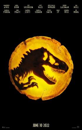 Jurassic World Dominion Movie Poster