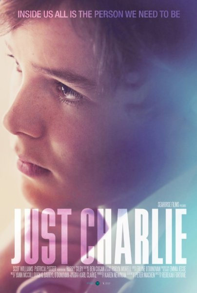 Just Charlie Movie Poster