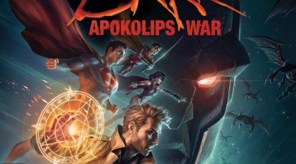 Justice League Dark Apokolips War Movie