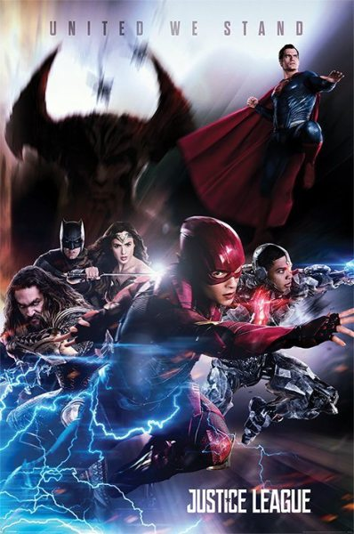 Justice League New Poster