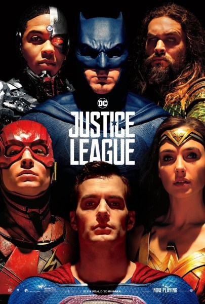 Justice League - Poster With Superman