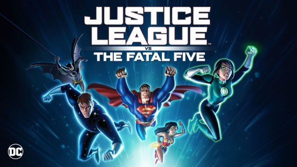 Justice League Vs The Fatal Five Movie 2019