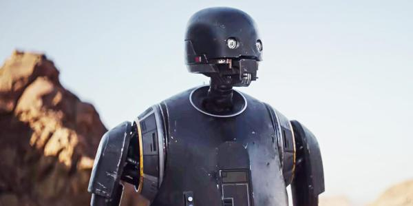 K-2SO - Star Wars Rogue One