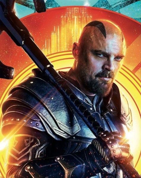 Karl Urban Thor 3