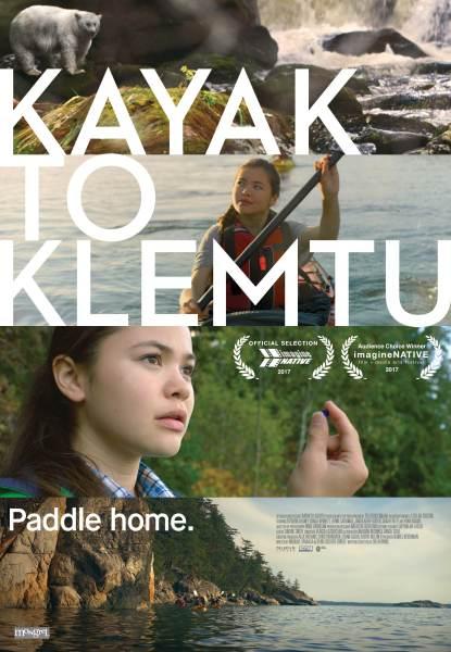 Kayak To Klemtu Movie Poster
