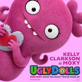 Kelly Clarkson Is Moxy UglyDolls