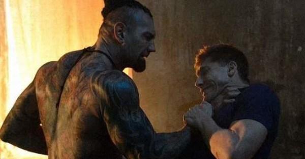 Kickboxer Vengeance movie - Bautista vs Moussi