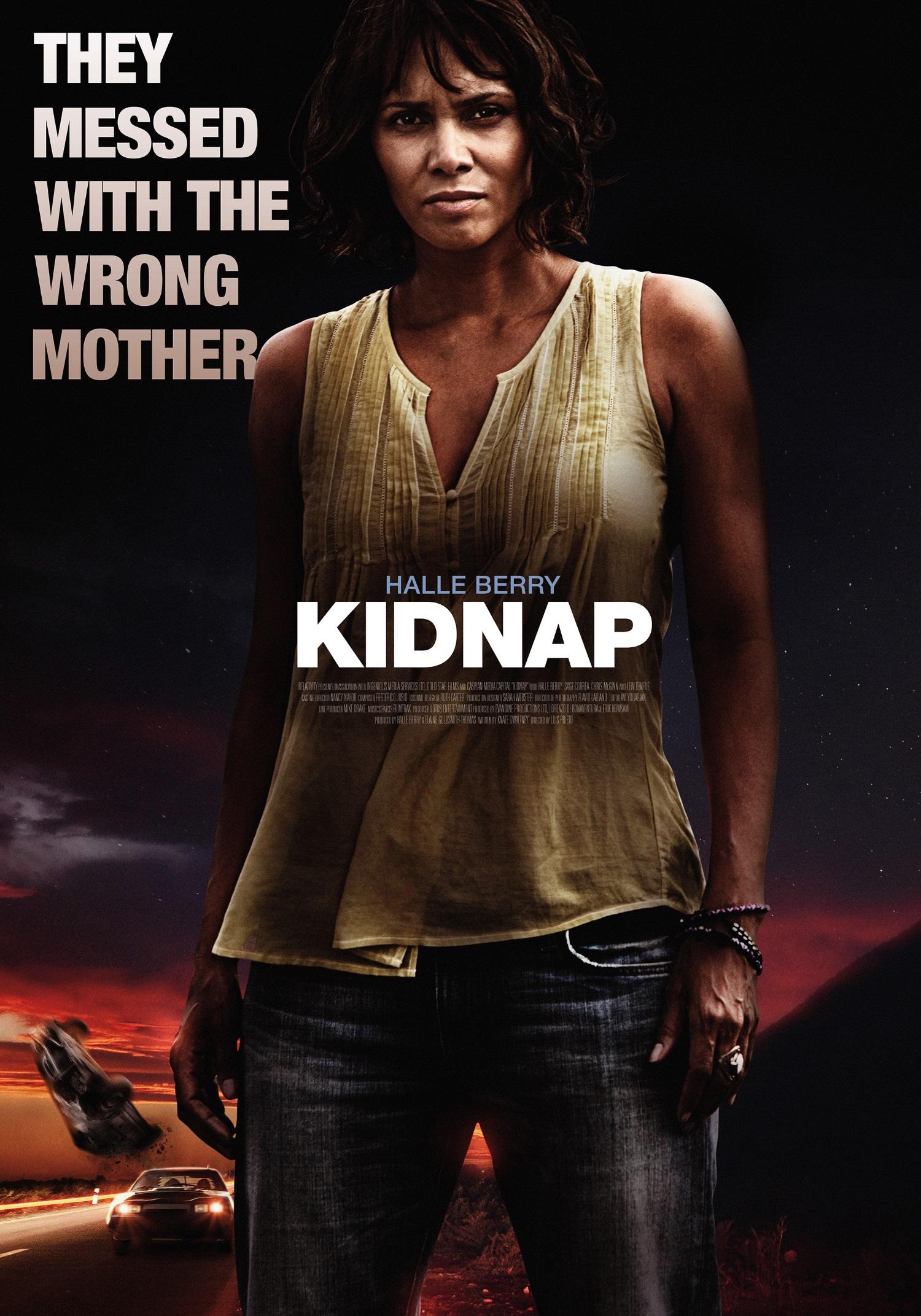 Kidnap Movie : Teaser ...