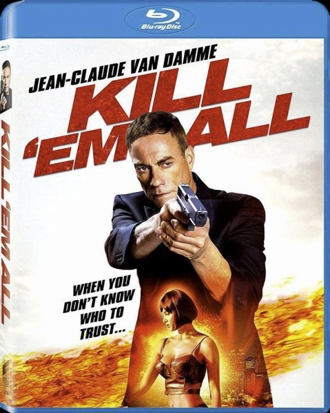 Kill Em All Movie Poster