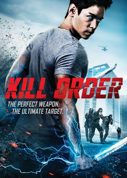 Kill Order New Movie Poster