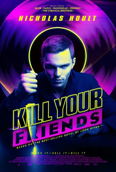 Kill Your Friends US Poster