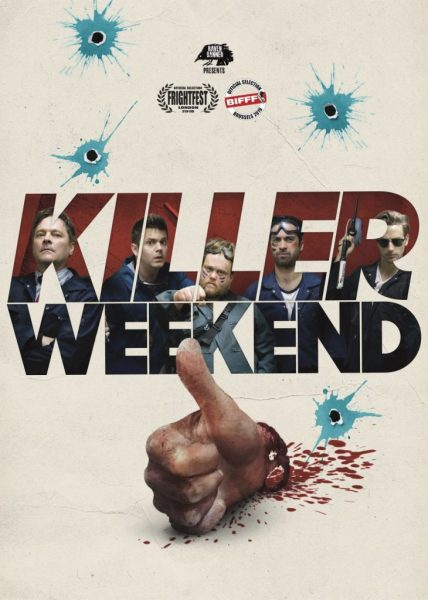 Killer Weekend Movie Poster