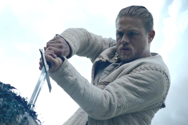 King Arthur Legend Of The Sword Movie - Charlie Hunnam