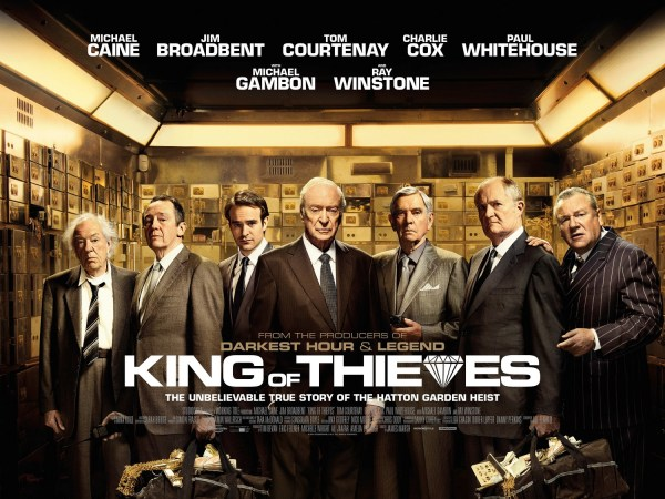 King Of Thieves New Banner Poster