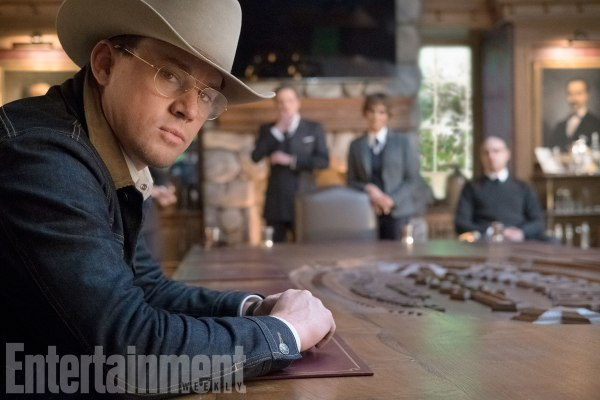 Kingsman: The Golden Circle - Channing Tatum