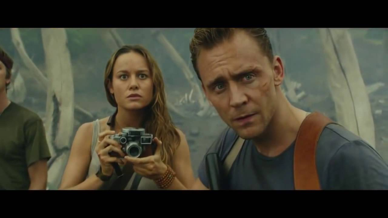 kong skull island movie making of teaser trailer