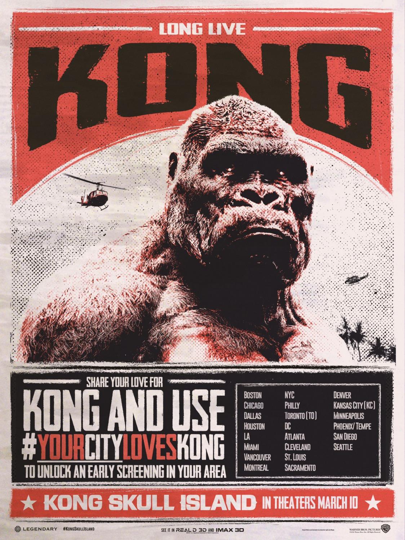 king kong 2 movie hd video