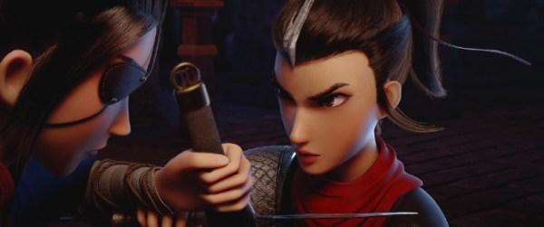 Kung Fu Mulan Film
