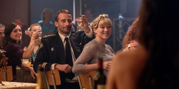 Kursk Movie - Matthias Schoenaerts