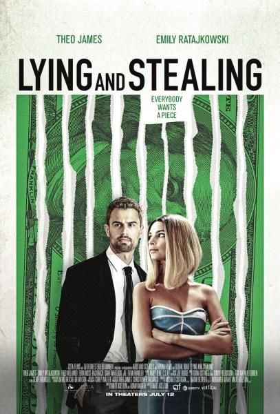 LYING And STEALING Film Poster