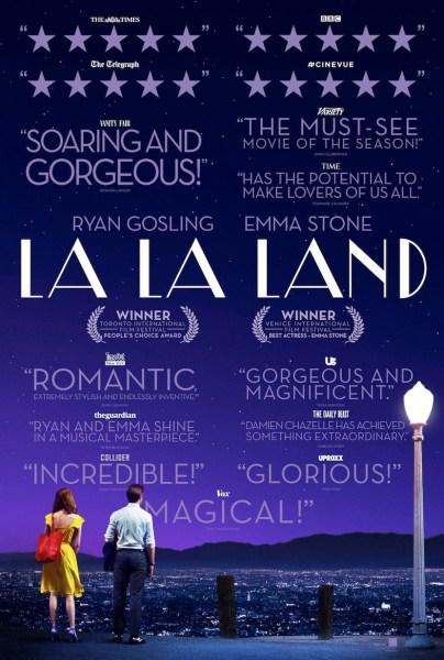La La Land New Poster