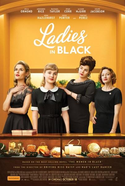 Ladies In Black Movie Poster