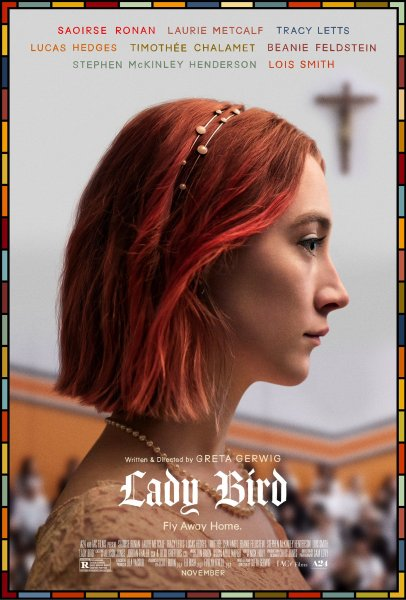Lady Bird New Film Poster