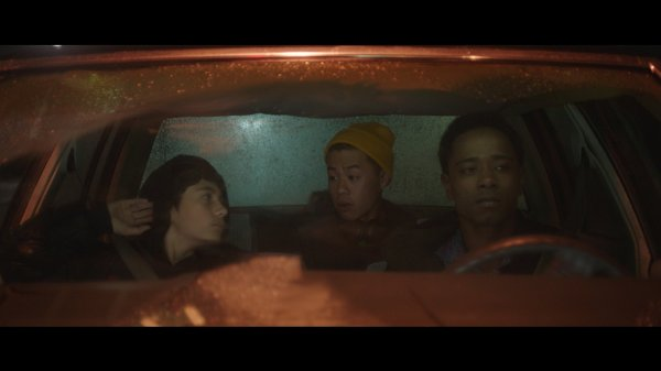 Lakeith Stanfield, Gregory Kasyan, And Tobit Raphael in Quest