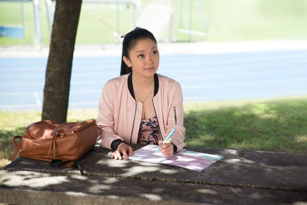 Lana Condor in the movie To All The Boys I've Loved Before - (2018)