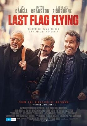 Last Flag Flying New Film Poster