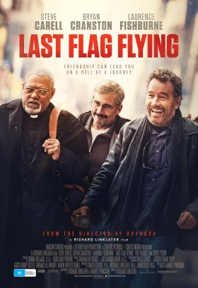 Last Flag Flying New Film Poster