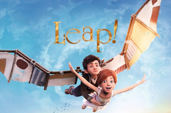 Leap Movie 2017