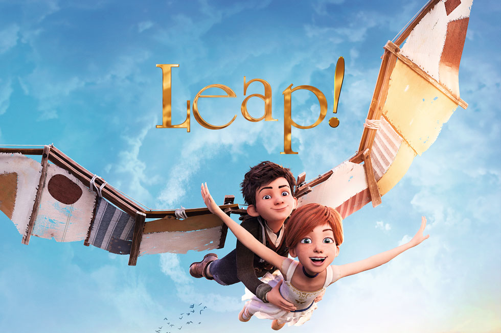 Image result for leap movie images