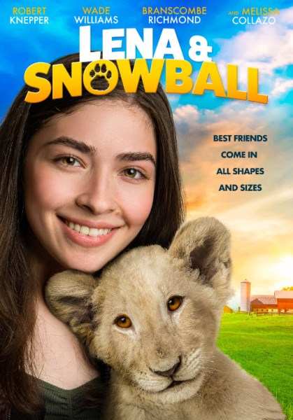 Lena And Snowball Movie Poster