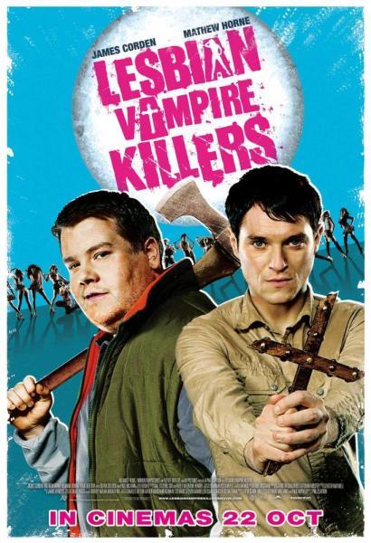 Lesbian Vampire Killers New Poster