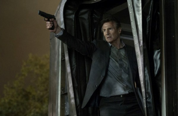 Liam Neeson The Commuter Movie