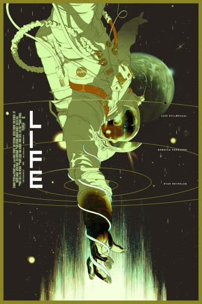 Life Illustrated Poster
