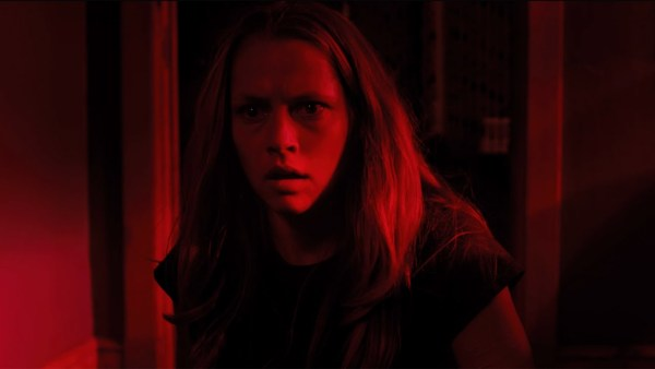 Lights Out Movie - making of - Teresa Palmer