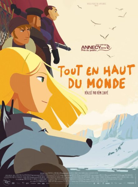 Long Way North movie poster