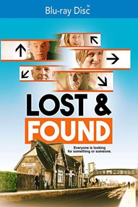 Lost And Found BLURAY Cover