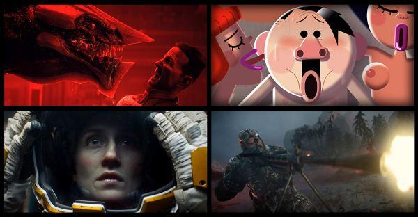 Love Death + Robots Movie