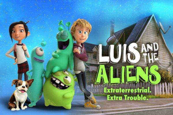 Luis And The Aliens Film 2018