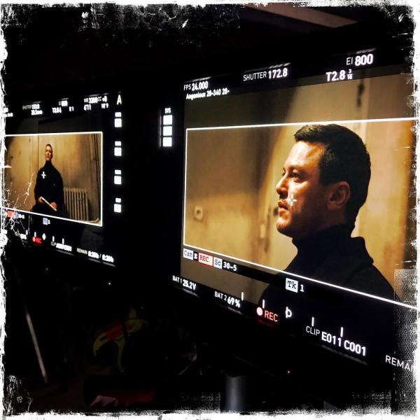 Luke Evans Anna Movie