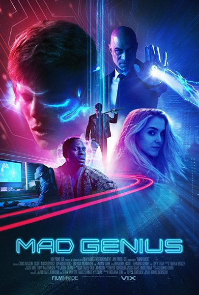 Mad Genius Movie Poster